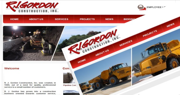 R.J. GORDON CONSTRUCTION