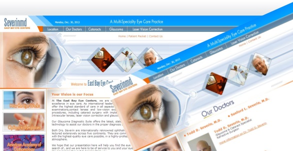 SEVERINMD – THE EAST BAY EYE CENTERS